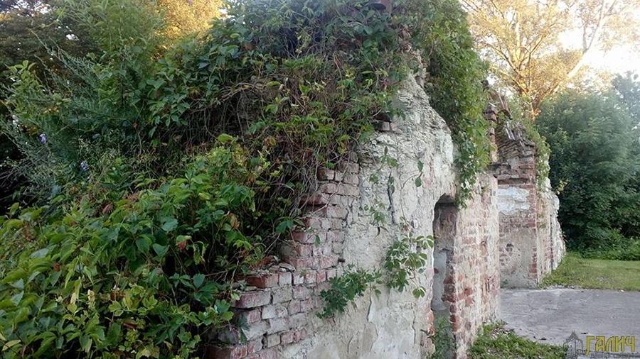 Маріямпільський замок - невідома перлина Прикарпаття, фото-3